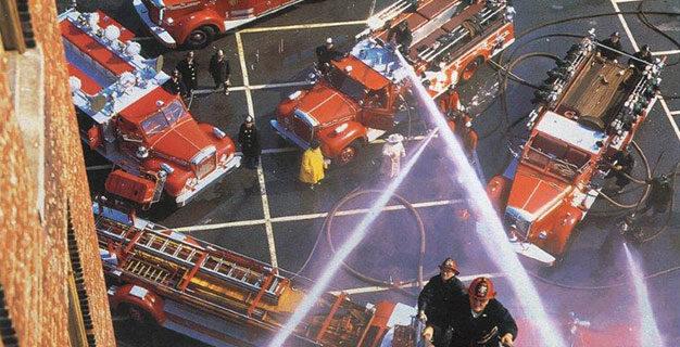 Pratiche di prevenzione incendi