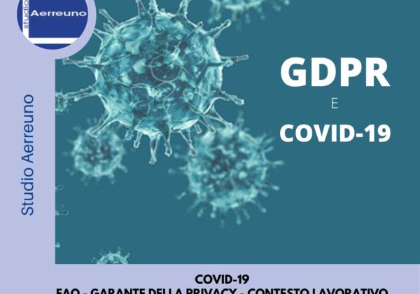 COVID-19 – FAQ Garante della Privacy – Contesto lavorativo